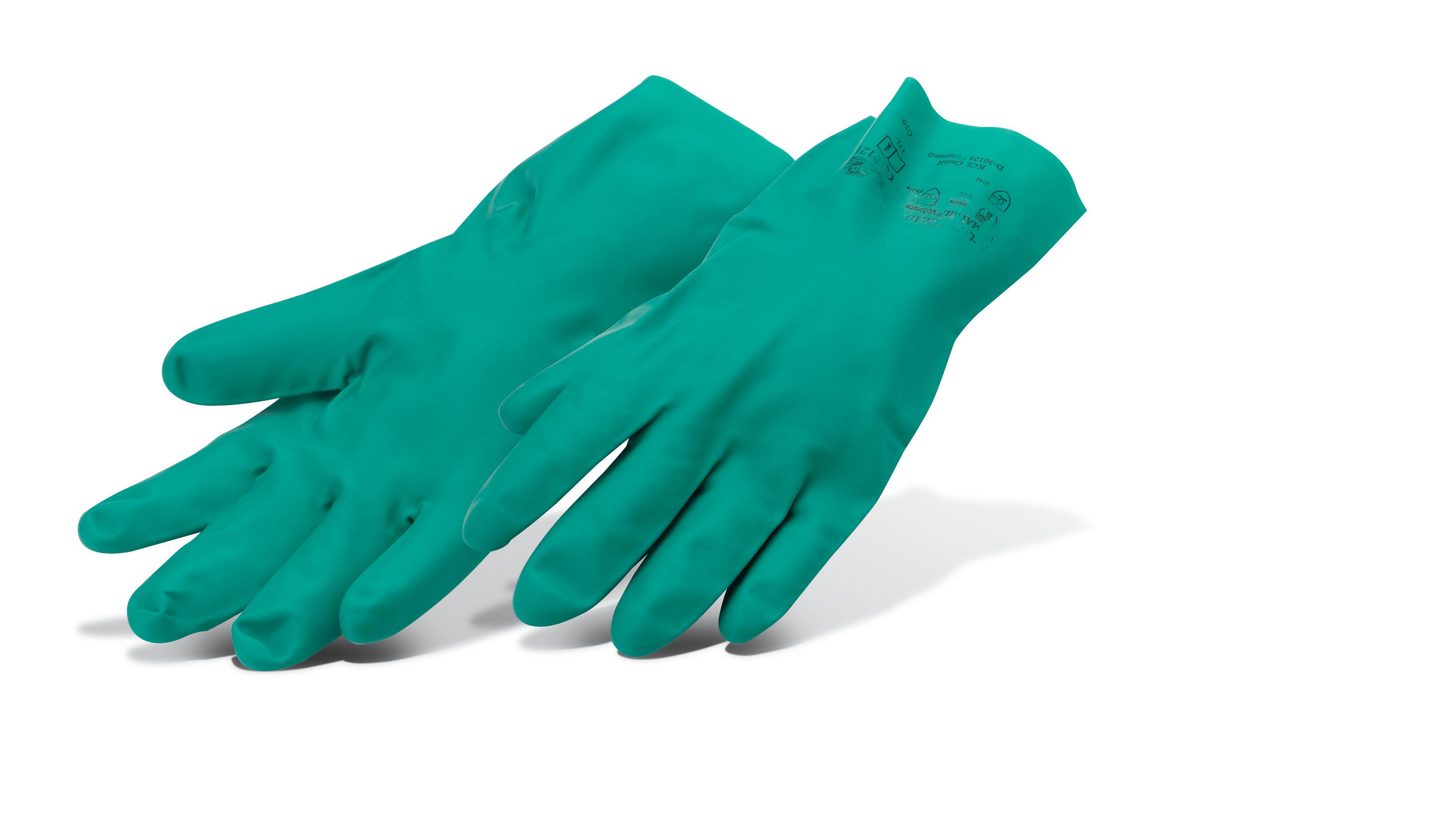 Nitril-Schutzhandschuhe Pajarito